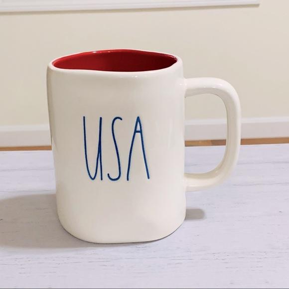 Rae Dunn USA mug